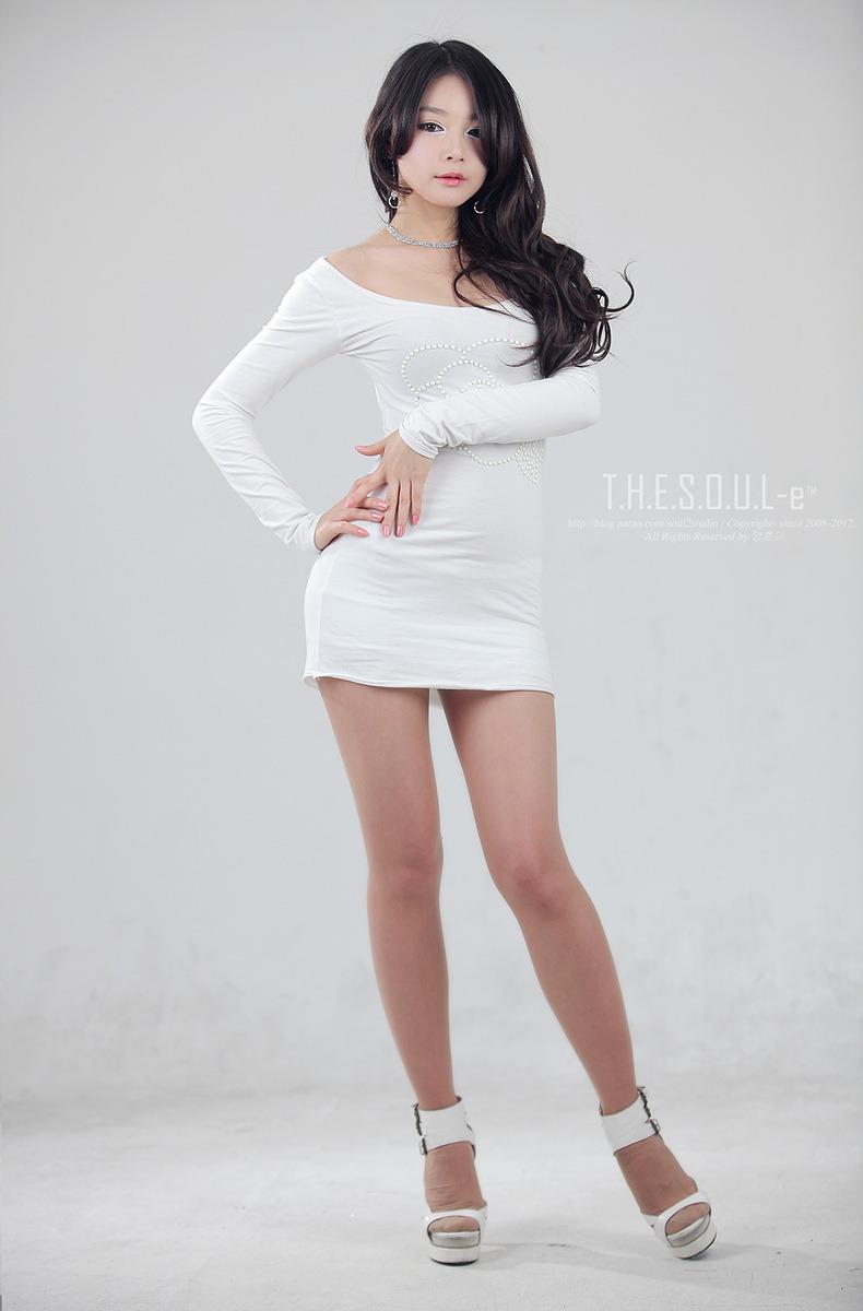Korean big boobs Han Ye-in nude 한예인 F컵 초거유 누드 (2/8
