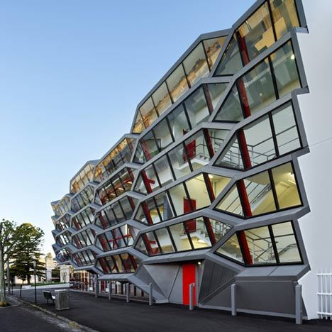 warrnambool campus building. Black Bedroom Furniture Sets. Home Design Ideas