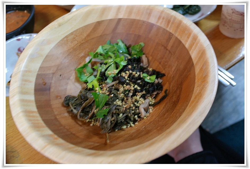 산채비빔밥