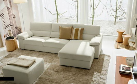 for Grey and off white living room designs