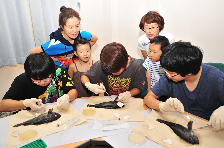 [참관기] 수산-해양 현장체험 교육 프로그램