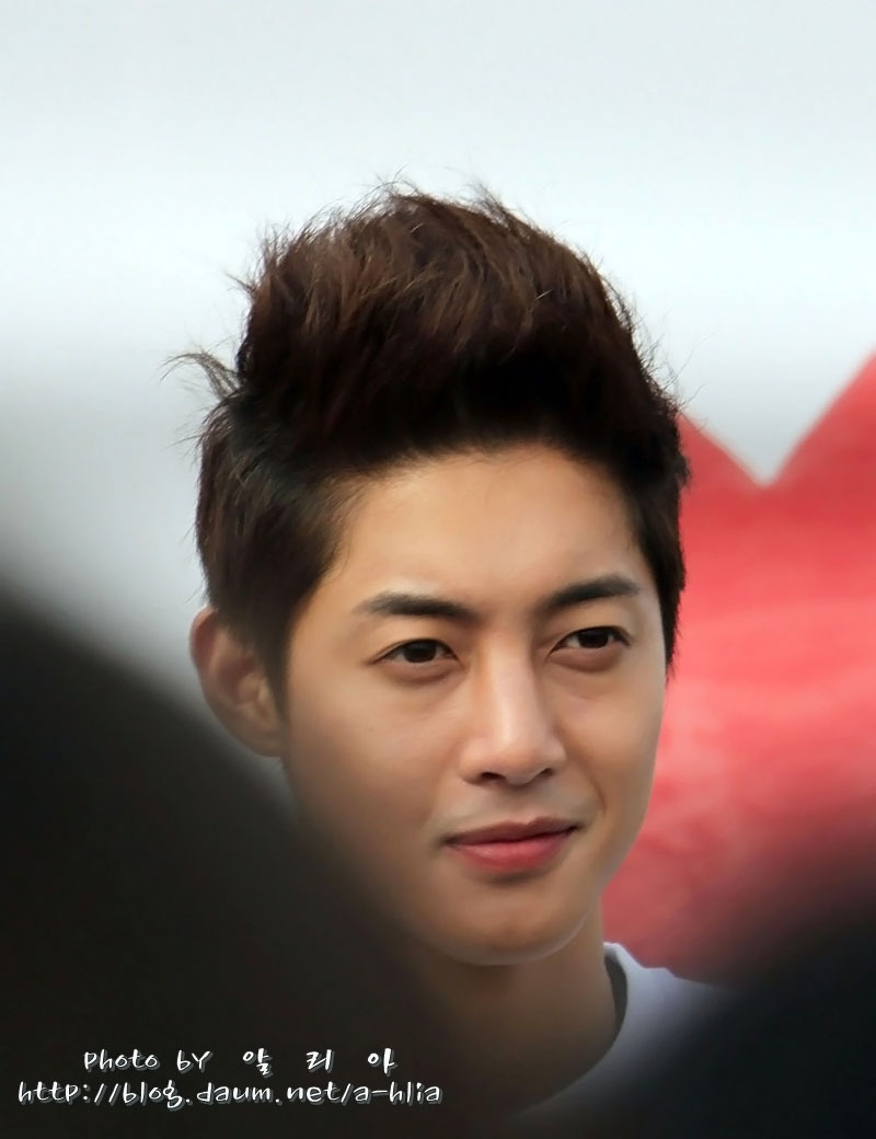 More Hyun Joong Photos From Coupang Marathon Event By A Hlia