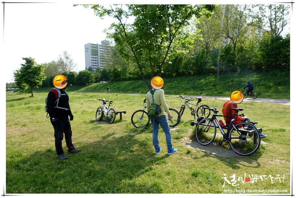 대전 자전거라이딩 26.38km(중촌동-유성오일장 왕복)