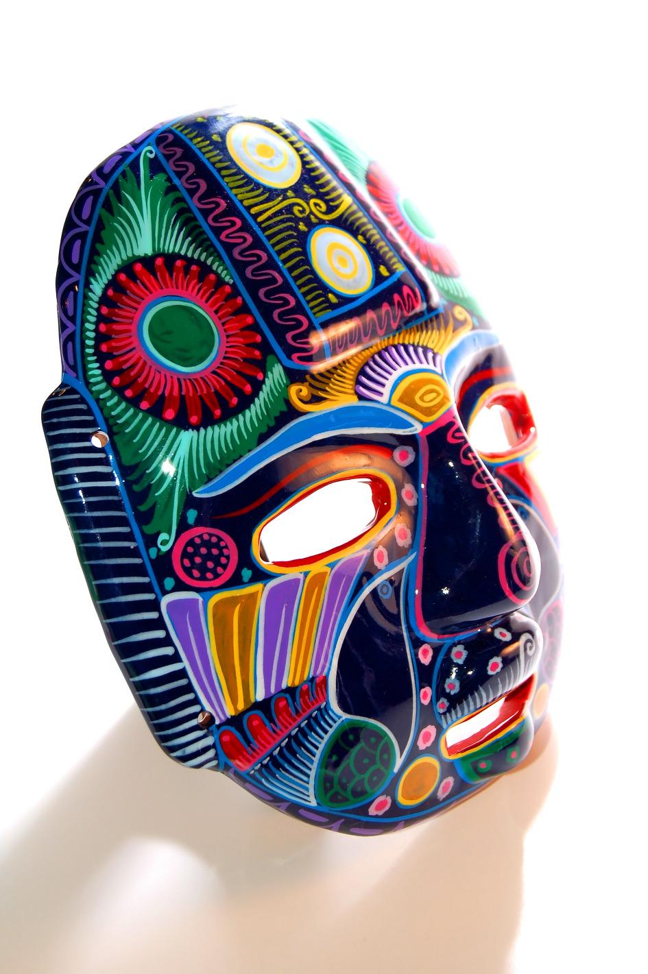 멕시코의 전통 마스크