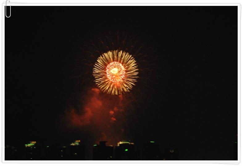 광안리 불꽃 축제 1