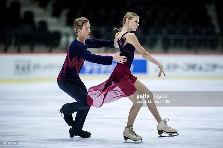 Анастасия Скопцова-Кирилл Алешин/танцы на льду - Страница 2 2507EC3557F0B16713F6F0