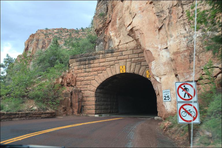 서부 그랜드써클 - (7) 자이언 캐년 Zion Canyon