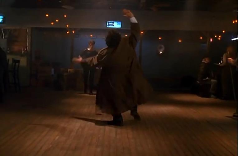 마주보기 트위스트와 레인코트 교주춤  - Looking at each other Twist & Rain coat Religious sect leader dance