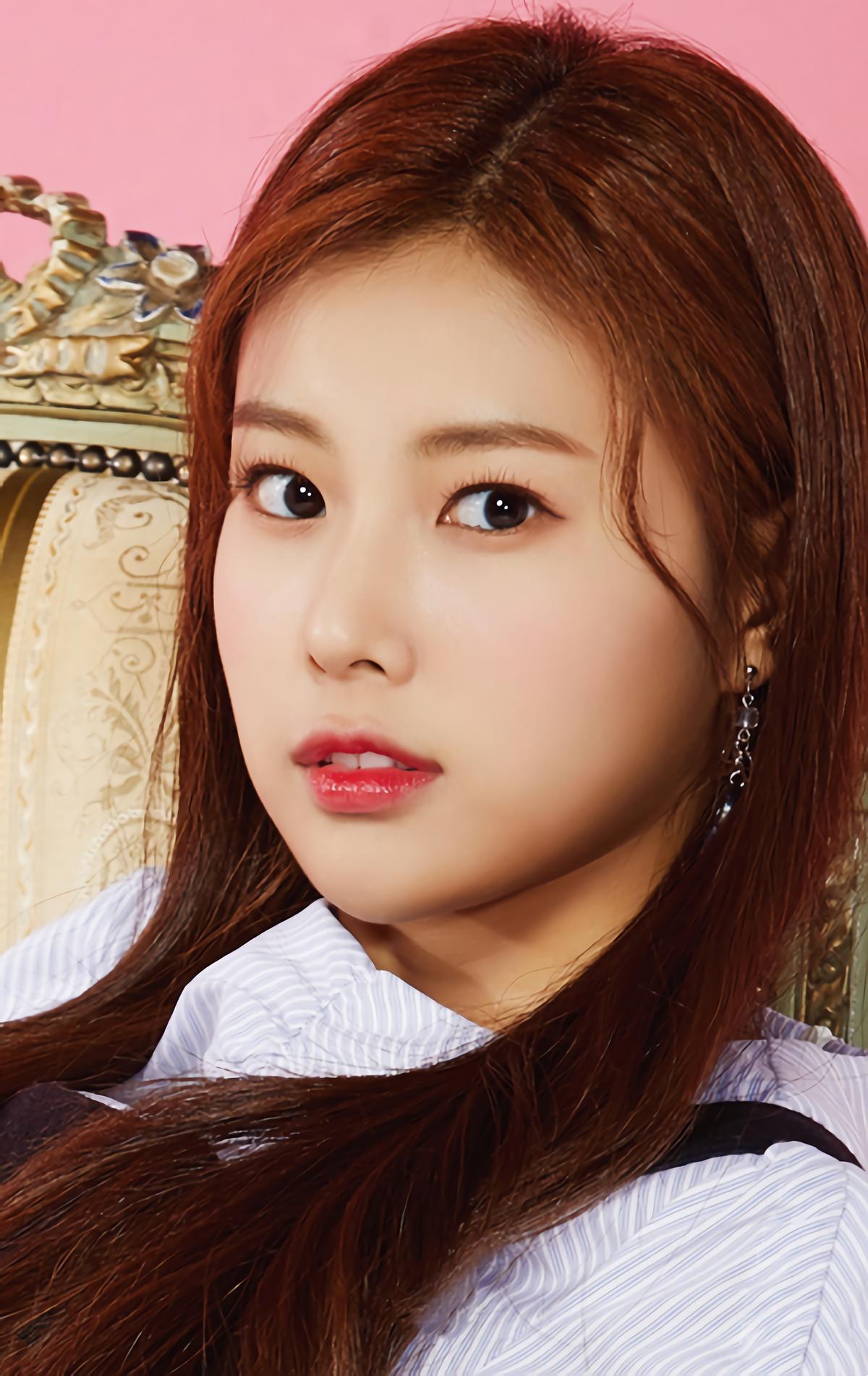beautiful Korean girl - Kang Hye Won, IZ*ONE
