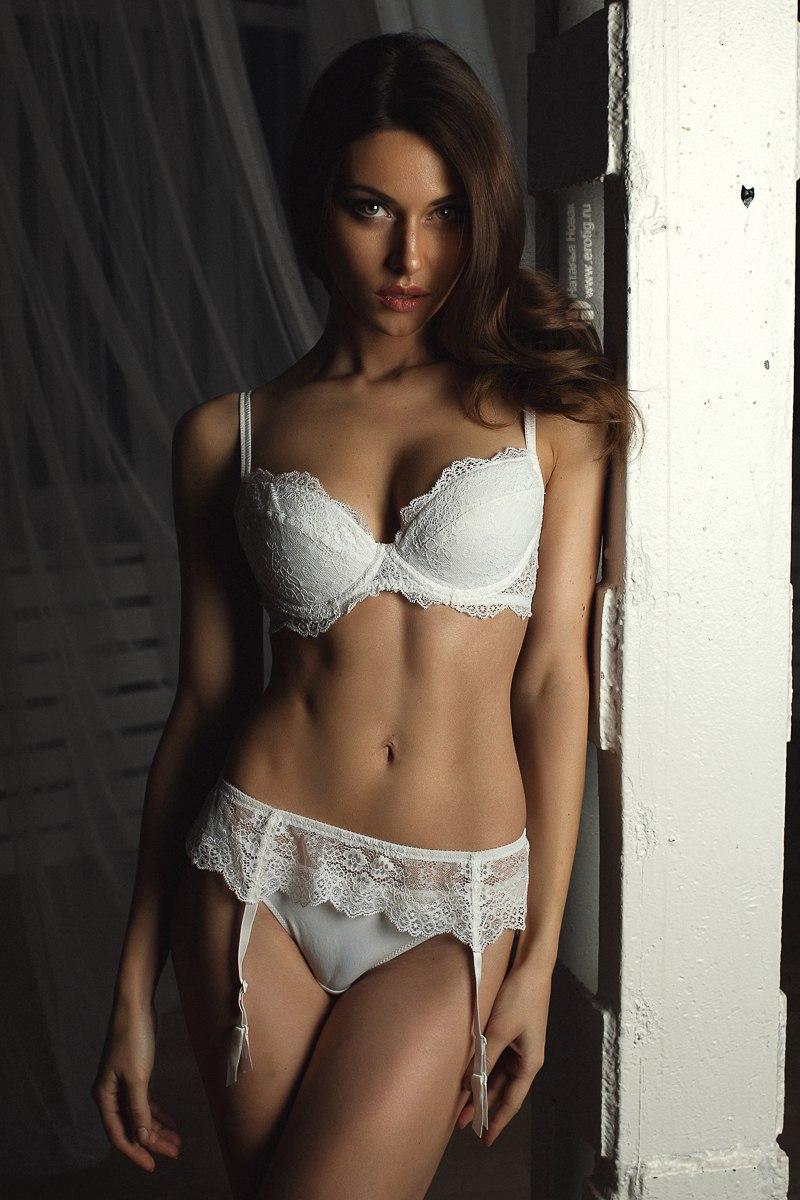 sexy intense girl