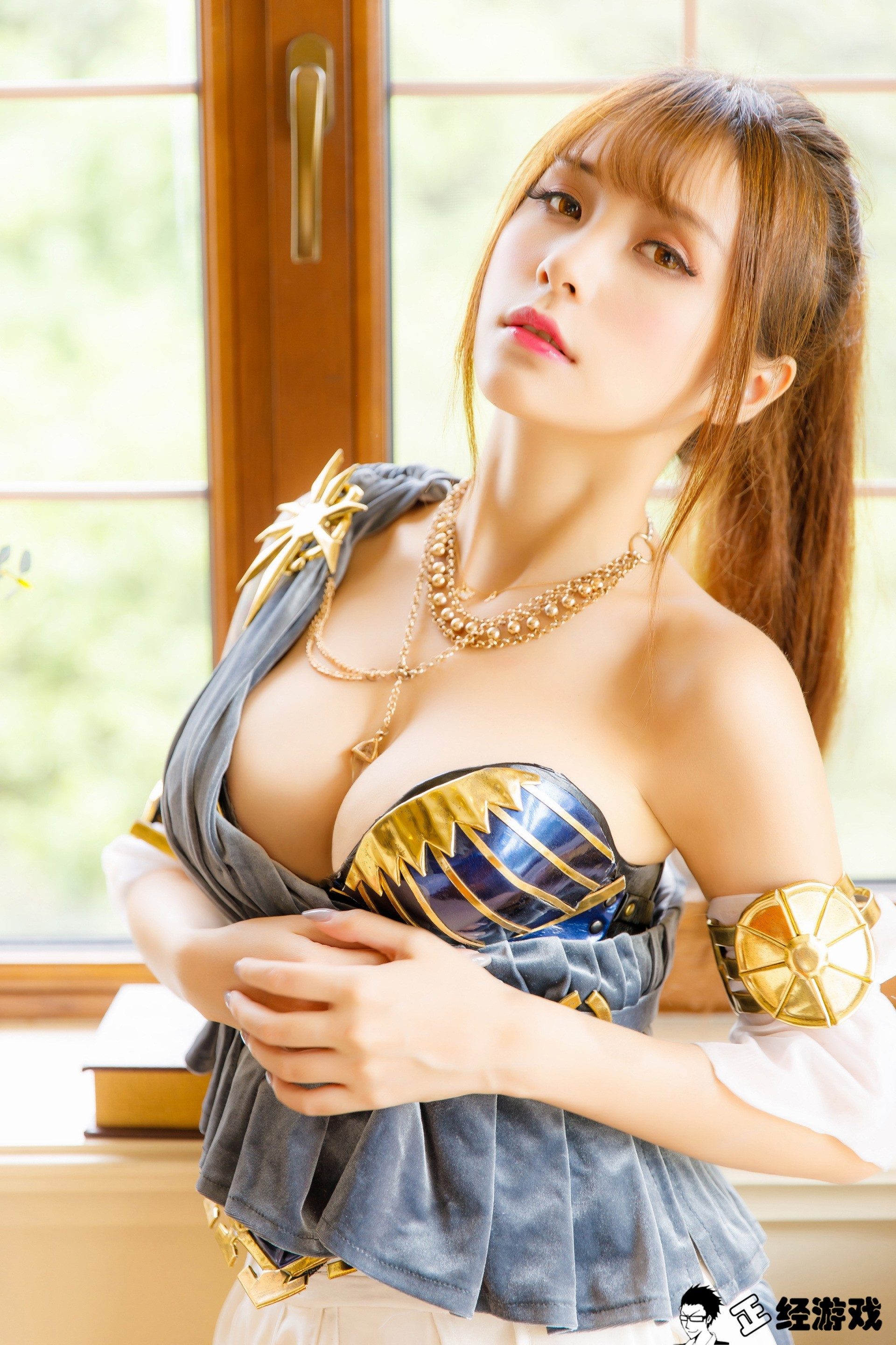 hot cosplay Chinese girl