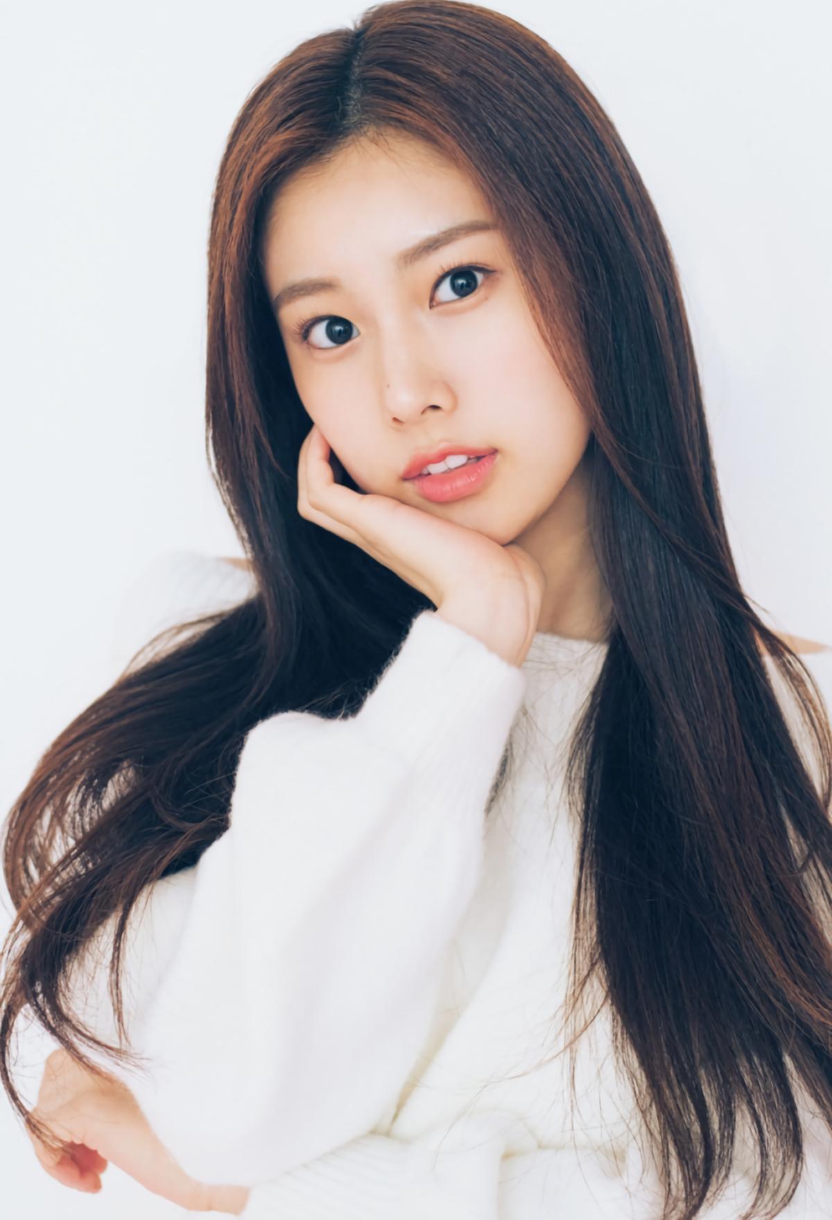 beautiful Korean girl - Kang Hye Won, IZ*ONE member