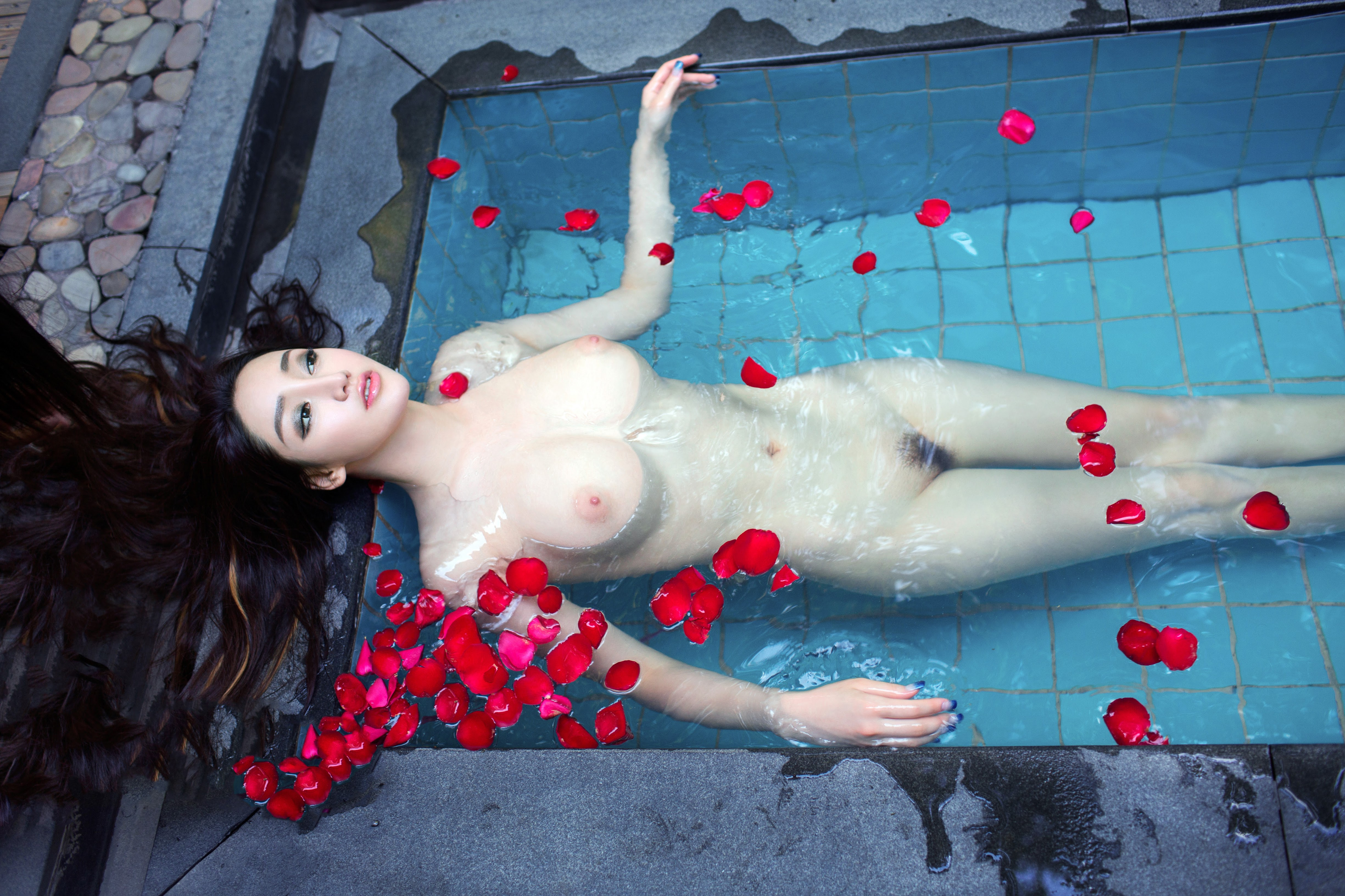 hot Chinese nude