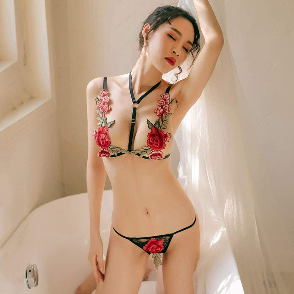 cool Asian woman in sexy pose