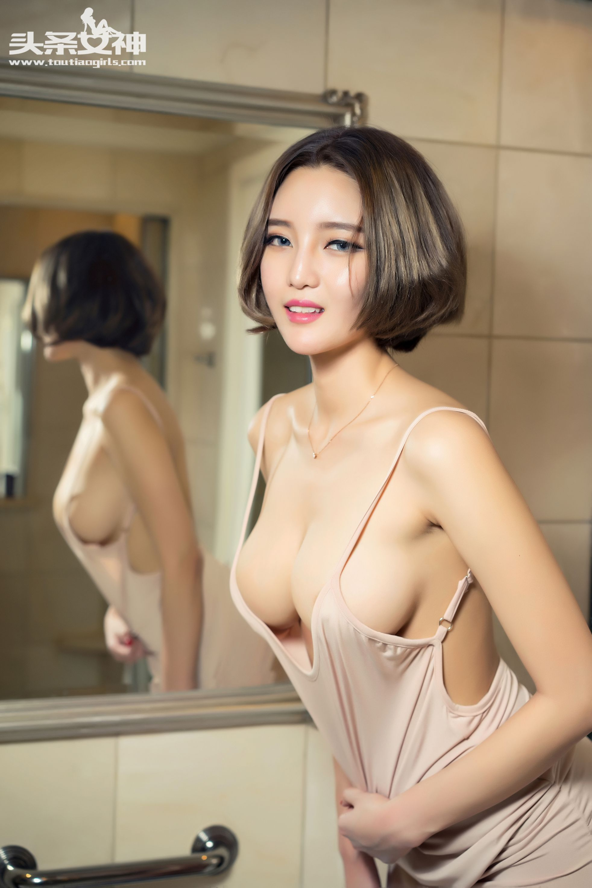 hot transparent lingerie Chinese glamour